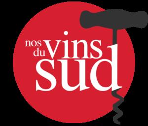 logo brand nos vins du sud